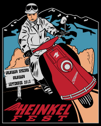Bring your Heinkel to HeinkelFest 2013