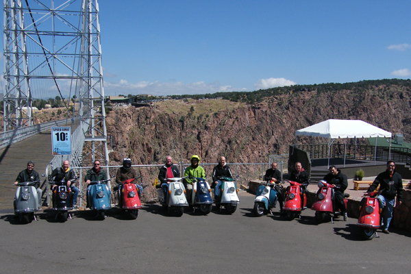 Royal Gorge Route.